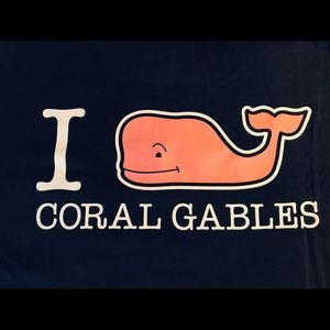 Vineyard Vines Coral Gables T-Long Sleeve